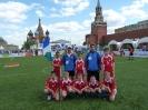 Всероссийский турнир по русской лапте на Красной плошади 27 мая 2011 года