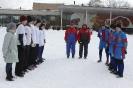 Демонстрационный турнир по русской лапте на снегу, Москва Воробьёвы Горы 6 марта 2011 года