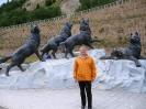Посещение архилогического парка г.Ханты-Мансийска