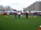 Всероссийский турнир по русской лапте 8 августа 2014 года город Москва Поклонная гора