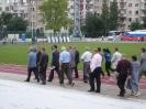Первый стадион по русской лапте в истории России