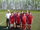 Первенство России среди команд юношей и девушек, Тверь, май 2010 г.